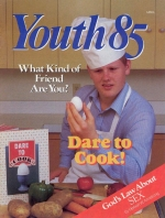 Sink Your Teeth Into This Youth Magazine April 1985 Volume: Vol. V No. 4