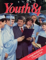 Get Happy and Pass It on Youth Magazine May 1984 Volume: Vol. IV No. 5