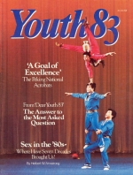 A Goal of Excellence Youth Magazine August 1983 Volume: Vol. III No. 7