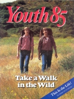Go Ahead - Dare to Be Different! Youth Magazine August 1985 Volume: Vol. V No. 7