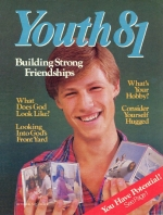 A Teenager Asks: What Does God Look Like? Youth Magazine October-November 1981 Volume: Vol. I No. 9