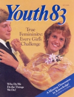 My Mom Is a Real Person Youth Magazine October-November 1983 Volume: Vol. III No. 9