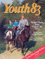 News & Reviews Youth Magazine December 1983 Volume: Vol. III No. 10