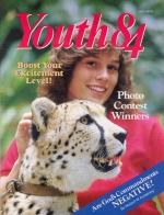 What's It like to Be a Teen in France? Youth Magazine December 1984 Volume: Vol. IV No. 10