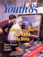 Discover the Artist in You Youth Magazine December 1985 Volume: Vol. V No. 10